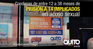 14 sentencias tras los reportes recibidos a la plataforma 'Bájale al Acoso'