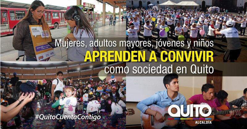 Quito en la Red Mundial de Ciudades del Aprendizaje