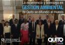 Quito se destacó en la Cumbre Global de Acción Climática