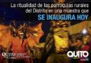 Exposición 'Entre Diablos' se inaugura hoy