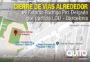 Plan Operativo de Tránsito para el partido LDU-BSC