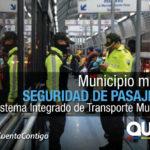 Operativos anti delincuenciales en el Trole, Ecovía y Corredor Sur Occidental