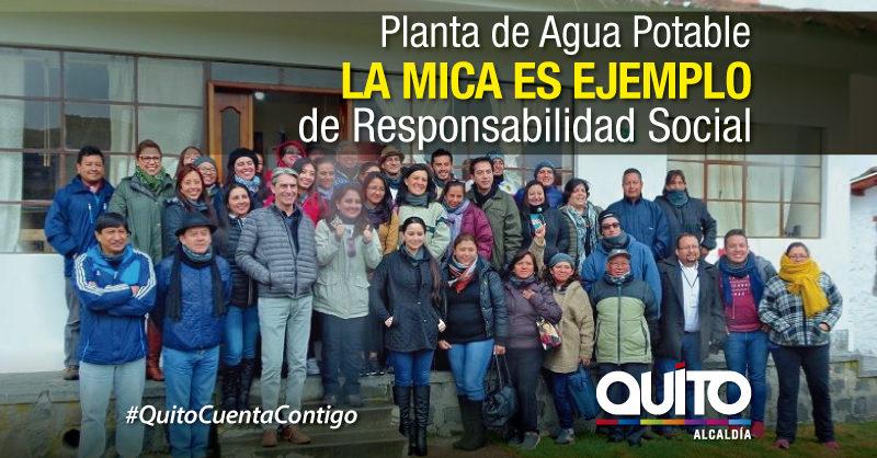 El programa VisitaRSE se realizó en La Mica