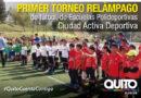 Escuelas polideportivas del Municipio inician torneo relámpago