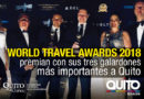 Quito es Destino Líder de Sudamérica por sexta vez