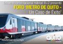 El Metro de Quito: un caso de éxito