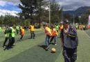 Se desarrollará Encuentro de Fútbol por la Paz en el Cumandá