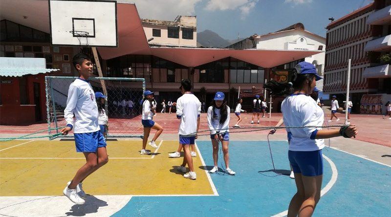 Los Fernandinos Practican Juegos Tradicionales Quito Informa