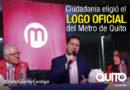 El Metro de Quito ya tiene su logo oficial