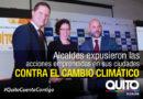 Metropolitan Day Foro de alcaldes: Acciones contra el cambio climático en las Metrópolis