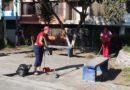 Moradores de cinco barrios juntos embellecerán sus espacios públicos