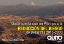 ONU destaca a Quito como una ciudad que camina hacia la resiliencia