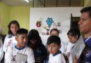 Estudiantes del Fernández se interesan por la ciencia ciudadana