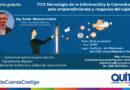 Charla: Tecnología de la información y la comunicación para emprendimientos y negocios del siglo XXI