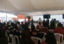 Beneficiarios de Victoria del Sur se reúnen en encuentro vecinal