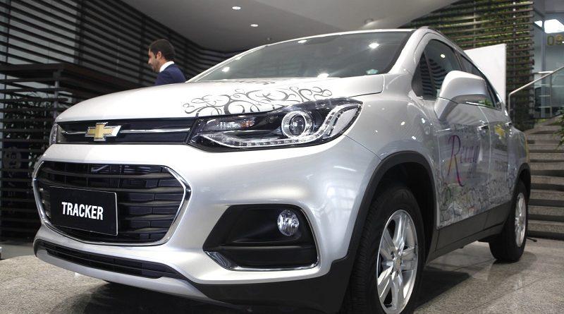 Chevrolet Tracker Vehculo Oficial De La Reina De Quito 2018 2019