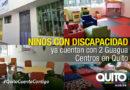 Fue inaugurado segundo Guagua Centro para niños con discapacidad