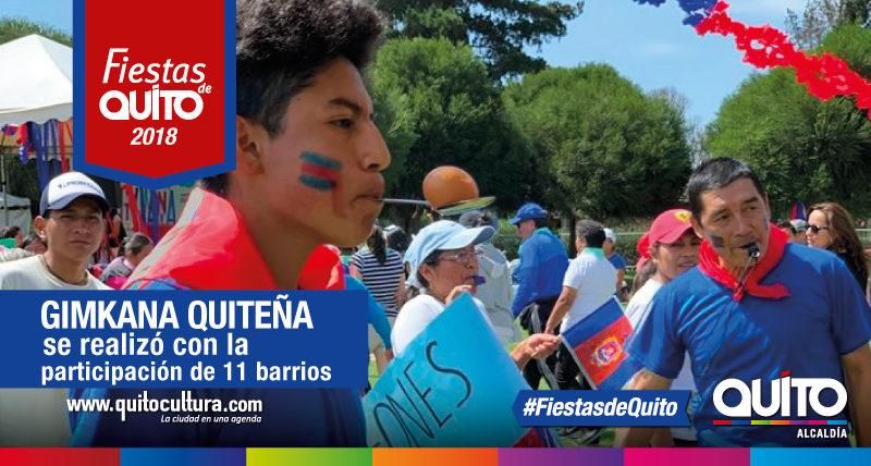 Los Juegos Tradicionales Forman Parte De La Historia De Quito