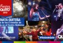 El Centro Histórico se llenó de música en La Noche de Plazas