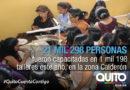 Más de 21 mil capacitados en las Casas Somos de la zona Calderón