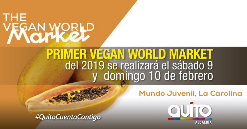 Siete áreas se distinguirán desde este año en The Vegan World Market