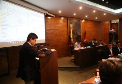 """Ediles facultan al Proyecto  """"Hotel Holiday Inn Quito Airport"""" obtener el permiso de construcción"""