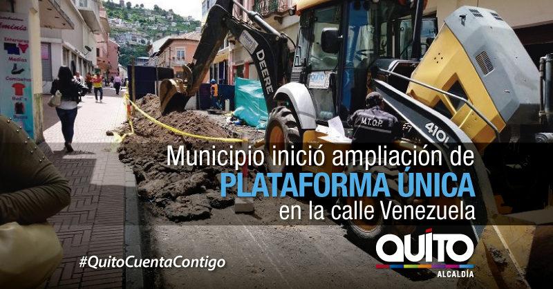 Iniciaron trabajos en la plataforma única de la Venezuela