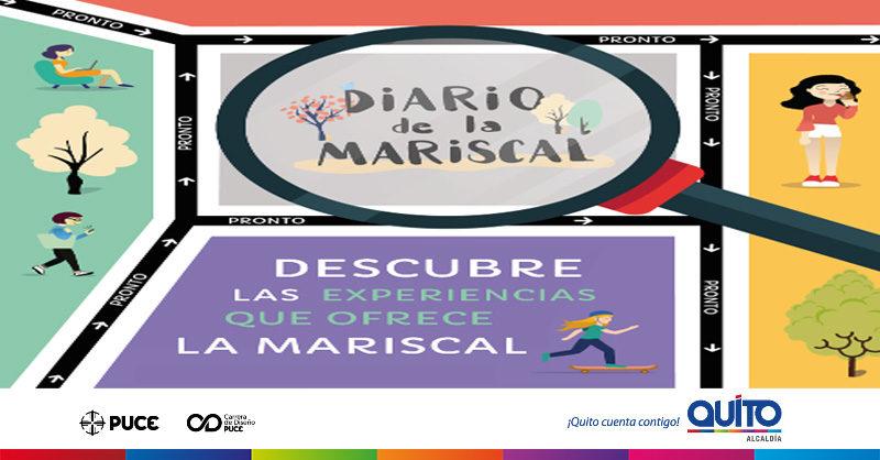 """Proyecto """"Diario de La Mariscal se lanzará este 25 de enero"""""""