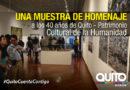 Exposición Dinámicas Urbanas crea gran expectativa en el Centro Histórico