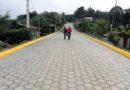 Municipio ejecuta obras priorizadas por la comunidad en Pacto