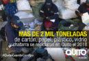 Gestores ambientales comprometidos con el reciclaje