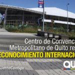 Quito Turismo recibe al presidente de la Global Universal Design Commission