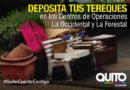 """Utilice el servicio de EMASEO EP """"Domingo de tereques"""""""