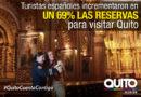 Quito entre los destinos turísticos preferidos por el turista español