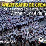 Unidad Educativa Sucre cumple  125 años de vida institucional