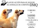 I Jornada de adopción de animales de compañía en las instalaciones de la Universidad San Francisco de Quito