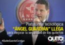 El Municipio implementó la plataforma tecnológica Ángel Guardián´
