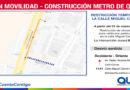 Restricción temporal en calle Miguel Carrión en el Recreo