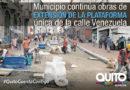 Obras en la Venezuela: más espacios para el peatón en el Centro Histórico
