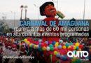 Variada agenda se prepara para el Carnaval de Amaguaña 2019