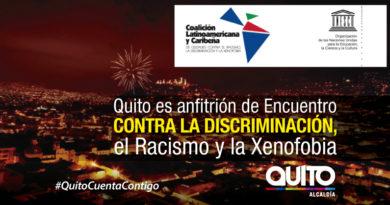 Quito reúne por primera vez a la Coalición Latinoamericana y Caribeña Contra la Discriminación, el Racismo y la Xenofobia