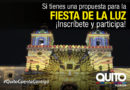 Convocatoria Fiesta de la Luz 2019