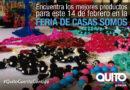 ¡Te esperamos! en la Feria de Casas Somos en la Plaza de Santo Domingo