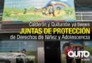 Quito cuenta con dos nuevas Juntas de Protección de Derechos de Niñez y Adolescencia