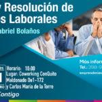 Charla: manejo y resolución de conflictos laborales
