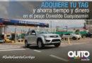 15 mil nuevos TAGS para el servicio del peaje Oswaldo Guayasamín
