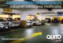 Nuevos horarios de operación en el sistema de estacionamientos de Quito