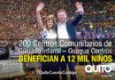 En Quito funcionan 200 Guagua Centros