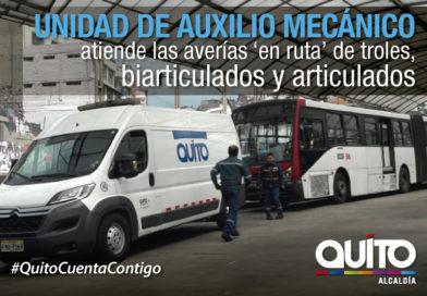 """Unidades del Trole y la Ecovía tienen sus propios """"paramédicos"""""""