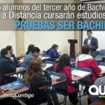 Estudiantes del bachillerato virtual se prepararán para  las pruebas Ser Bachiller